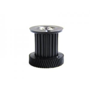 Roland-GS-24 Assy- Pulley Drive-1000012567