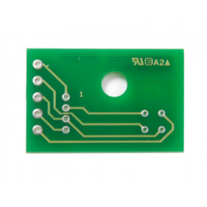 Summa-Cut D620 Media Sensor Rear Assy REV A-391-109