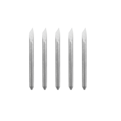 Gerber-Summa Drag Knife 60° Dia: 1.5mm Offset: 0.5mm (5 pcs)-391-231
