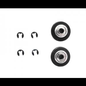 Summa-Cut D Pinch Roller Set with Clips (2 pcs)-395-401