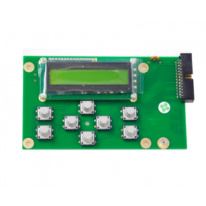 Summa-Cut ASSY- PCB Keypad – LCD-399-985