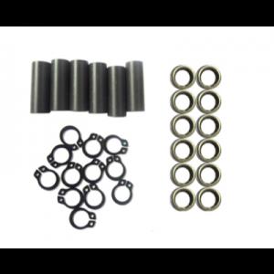 HP-XLJet 2M – 3M Roller Support Kit-510C00038