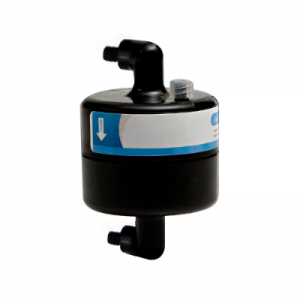 A-Starjet-Printko  Capsule Filter Black 5 micron Luer Elbow-8089-0500-5-QQ-C