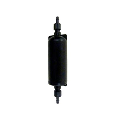 Agfa-Printko  Small Capsule Filter Black 5 micron Hose Barb-8131-0500-LL-C