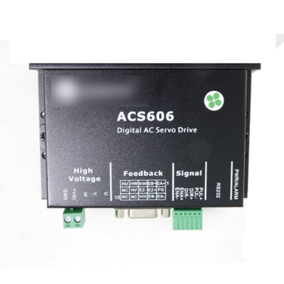d.gen-Teleios Black Brushless Servo Drive-ACS606