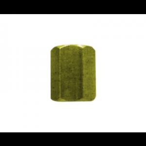 Mutoh-RH38 Tubing Hex Nut (CMY)-DE-48950