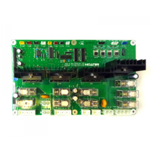 Mutoh-VJ-1204 Heater Relay Board Assy-DF-49661