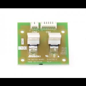 Mimaki-JV5 Feeding – Take-Up Switch PCB Assy-E104984