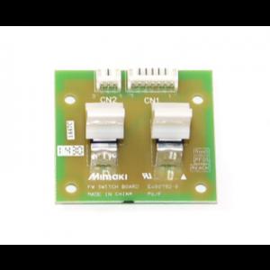 Mimaki-JV5 Roll – Take-Up Switch PCB Assy-E107339
