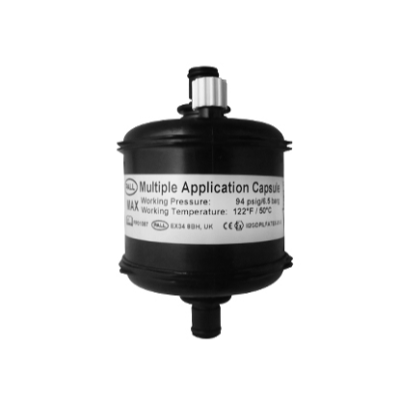 HP-PALL Capsule Filter Black 5 micron CPC-MACCA0508J