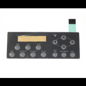 Mutoh-ValueCut Control Panel Sticker-ML-10003
