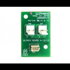 Roland-AJ-1000 Assy- Blower Board-W700105240
